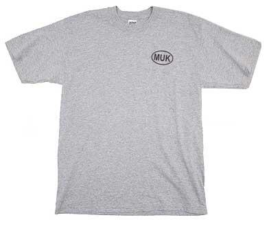 Muk T-Shirt Gray
